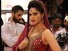 Supermodel Saima Azhar got a bridal look styled by known make up artist Meher Najeeb.