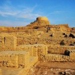 Mohenjo-Daro in Pakistan