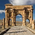 Timgad in Algeria