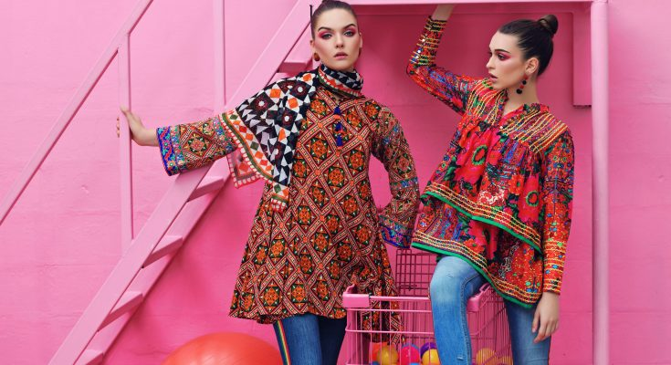 Lawn Collection 2019 Ladies Lawn Suits Online In Pakistan Social Diary